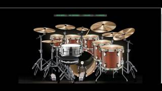 Tim McGraw: I like it I love it-Virtual Drum Cover