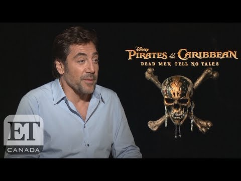 Javier Bardem Remembers The First Time He Met Johnny Depp