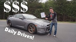 Insuring A Nissan GT-R At Age 24?? *Price Will Shock You*
