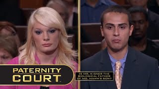 Rocky Road In Relationship Leads To Paternity Doubts (Full Episode) | Paternity Court