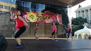 Touch it (Bustа Rhymes) - Zumba Fitness Choreography