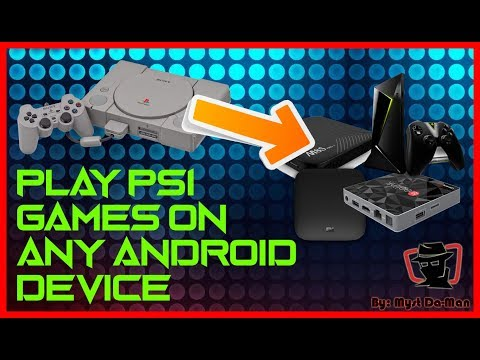 HOW TO PLAY PS1 GAMES ON ANDROID