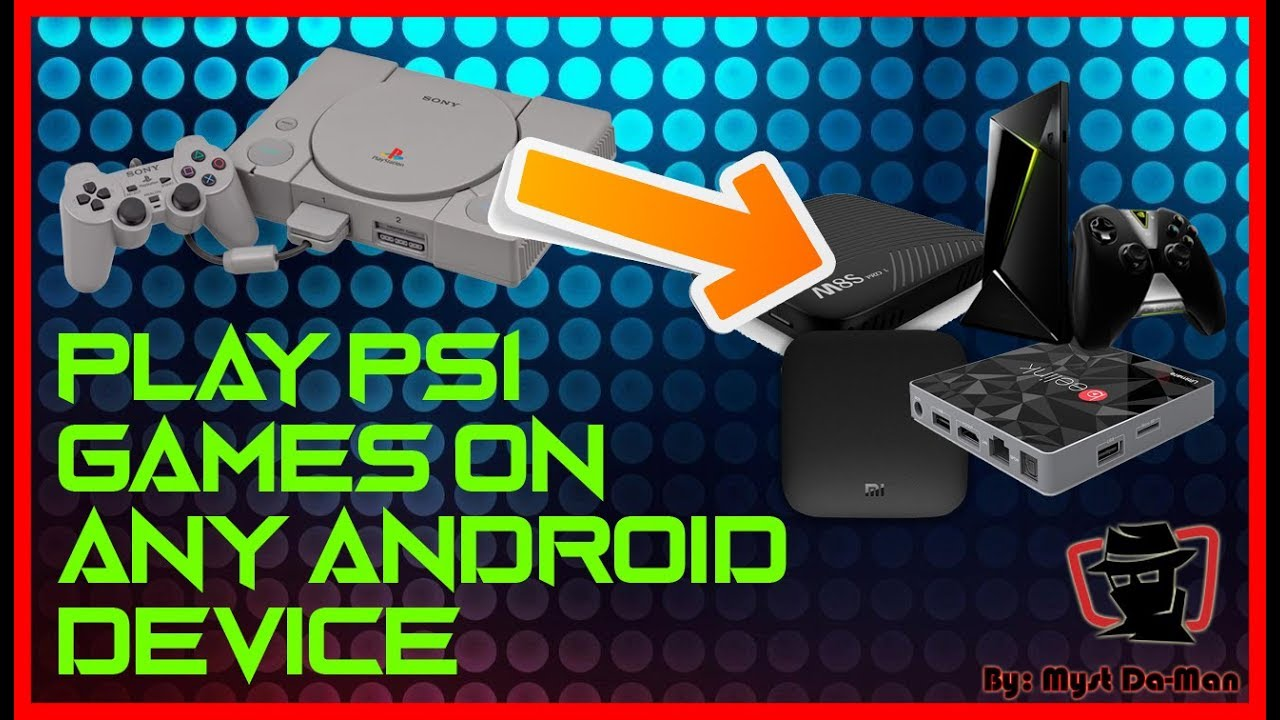 play ps1 games on android
