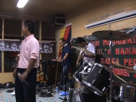 Zero D'Fect - Adong Belalai (Live at Nanga Pedai)