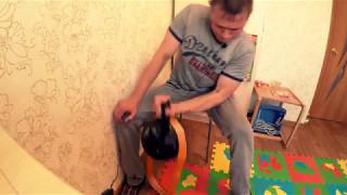 видео Армрестлинг: тренировки в домашних условиях