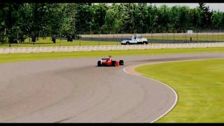 NASCAR Racing 2003 Season: F1 Testing @ Mexico (HD)