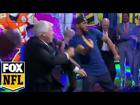NFL players, so you think you can dance? | FOX NFL