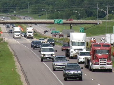 Groundbreaking on I-94 expansion project