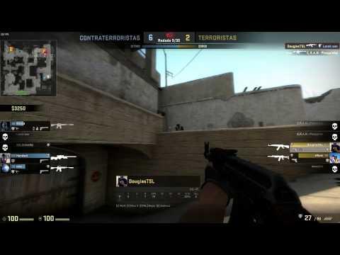 CS - GO - Como defender a bomba 4x1