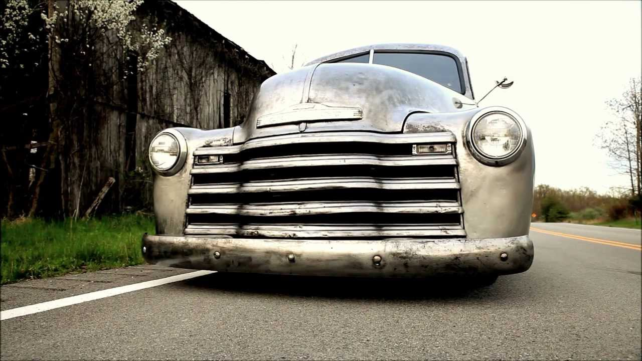 Truck 1949 chevy panel truck : FOR SALE