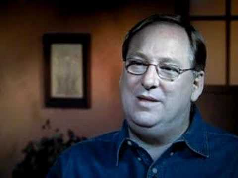Bruce Wilkinson - The Dream Giver - Interview Rick Warren - YouTube
