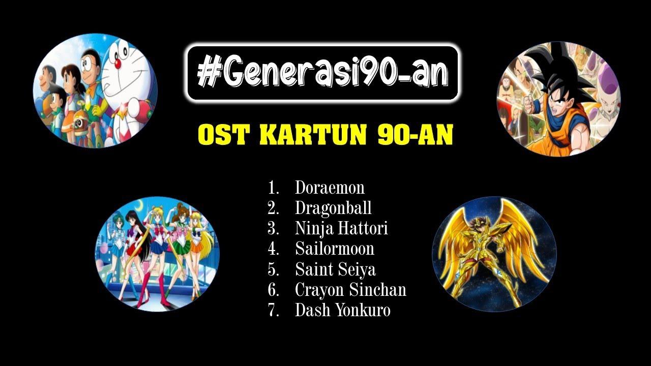 ost anime 90an bahasa indonesia  youtube