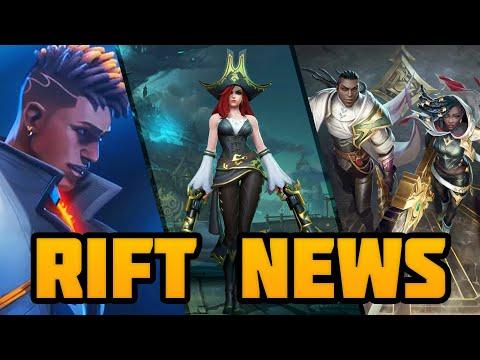 Rift News: Ruination Event, VALORANT Mobile & Wild Rift Datamining