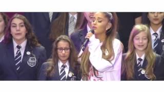 Ariana Grande - My Everything Ft. Choir (#OneLoveManchester Live)