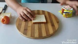 как сделать простой бутерброд в домашних условиях