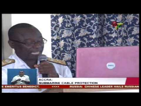 Accra: Submarine Cable Protection