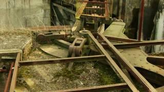 Schiffshebewerk Niederfinow - Schiffsschleuse Ade