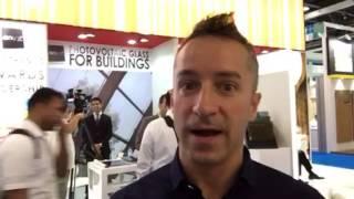 Intégration du Verre photovoltaïque dans les bâtiments