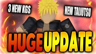 [CODE] NEW TAIJUTSU SYSTEM IS CRAZY! | ROBLOX NRPG BEYOND 3 NEW KGS AND MORE! iBeMaine