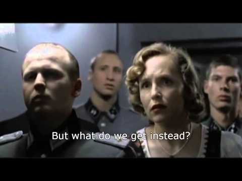 Hitler finds out Lev Wiki is down