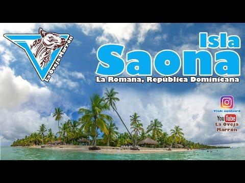 Paseo a Isla Saona