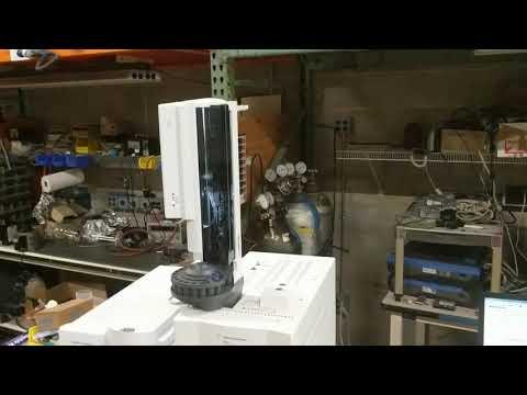 Agilent 6850 5975 GCMS System