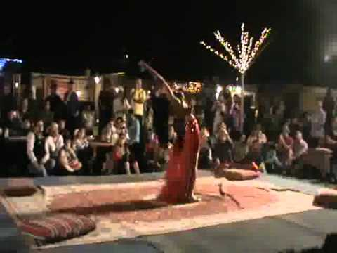 Dubai Desert Safari Belly Dance Recorded By Antriksh Rathi