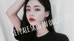 Get Pale Skin Instantly ( Be Cautious, This Is The Most Powerful Subliminal Yet)