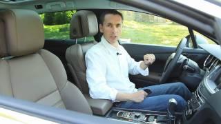 Premier essai de la Peugeot 508 SW GT