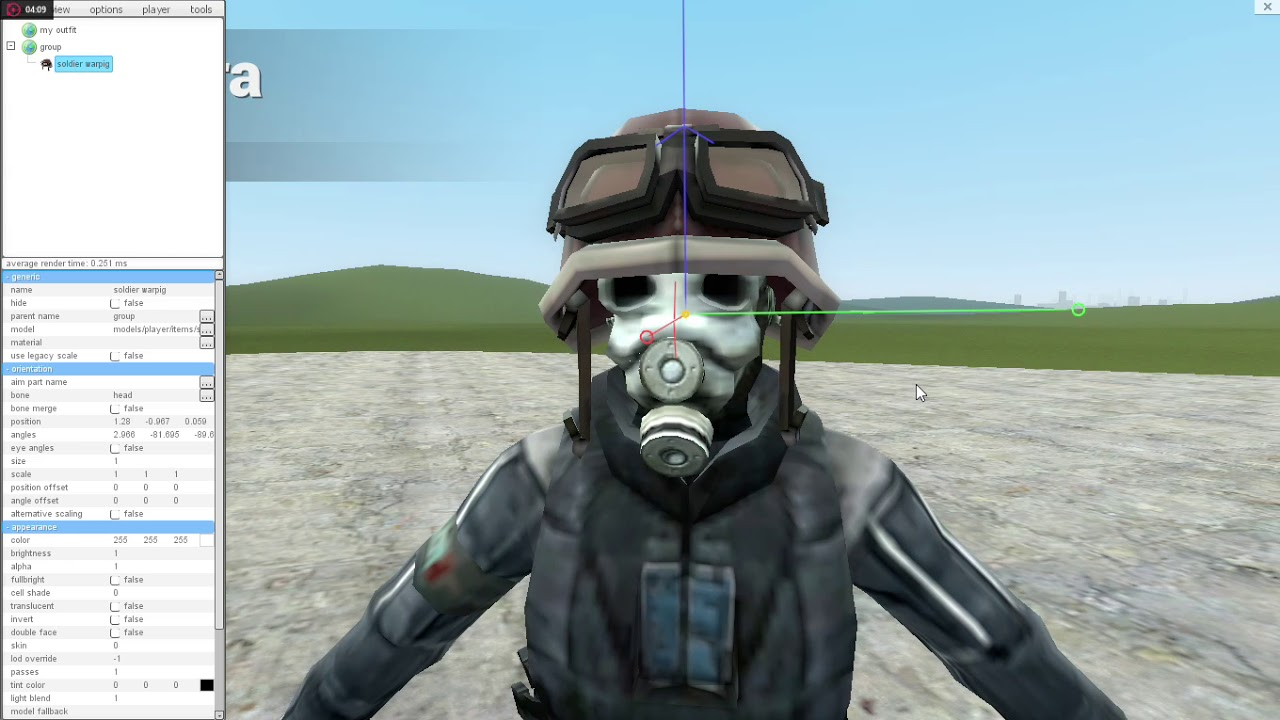 How to Customize Your Character in Garrys mod