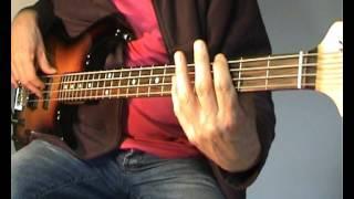 Elton John - Nikita - Bass Cover