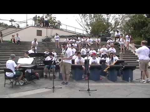Solon High School Jazz Band-Bird Count