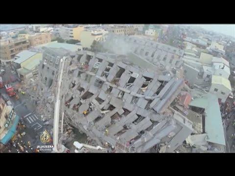 Snažan zemljotres pogodio Tajvan, ima mrtvih