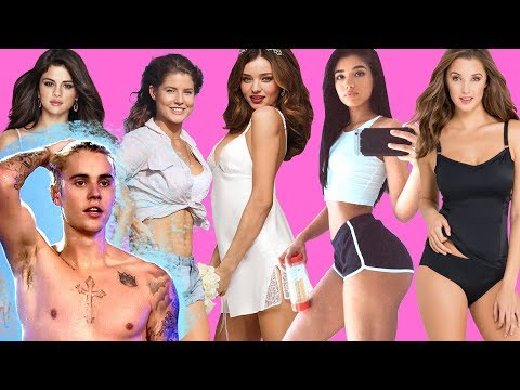 Top 20 Girls That Justin Bieber Has ★Dated★
