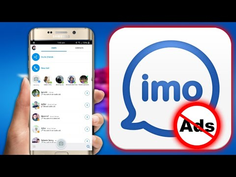 How to remove ads on imo android phone ||imo ads remover||blocking imo  ads||shamusiq