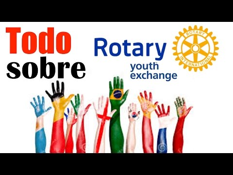 Como formar parte del intercambio Rotario