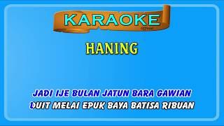 Download lagu HANING ~ karaoke