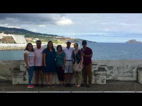 Boston and Terceira day 1 and 2