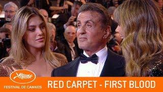 FIRST BLOOD - Red carpet - Cannes 2019 - EV