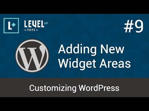 wordpress how to add a widget to the header