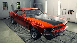 Car Mechanic Simulator 2018 - КТО ЕГО ВЫБРОСИЛ? MUSTANG BOSS!