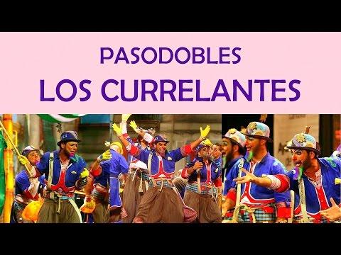 Todos los PASODOBLES, Comparsa LOS CURRELANTES   Segundo Premio Carnaval de Cádiz 2011