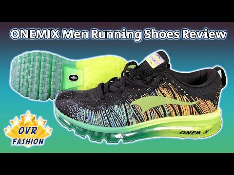 onemix-men-running-shoes-review