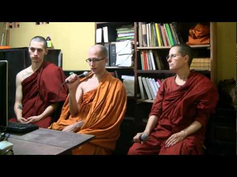 Monk Radio: Knowledge of Samatha Jhanas
