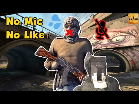 'Strained Blained' | CS:GO Funny Moments