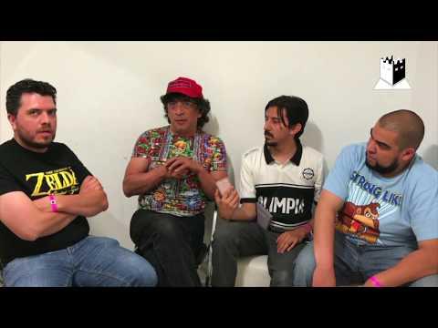Gus Rodriguez Entrevista / Inverview - La Fortaleza Geek / Item