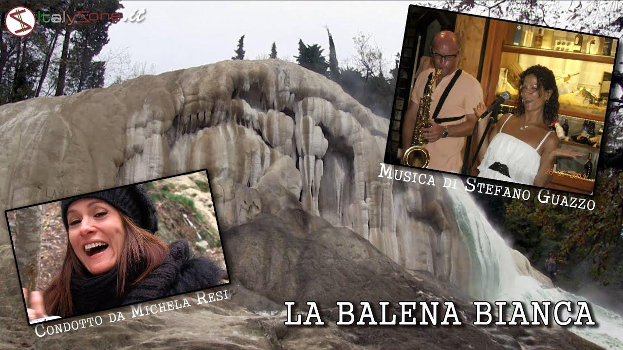 Bagni San Filippo e la Balena Bianca  YouTube
