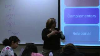 Educ 151. Lec 09. Language and Literacy: Understanding Semantics, Part I