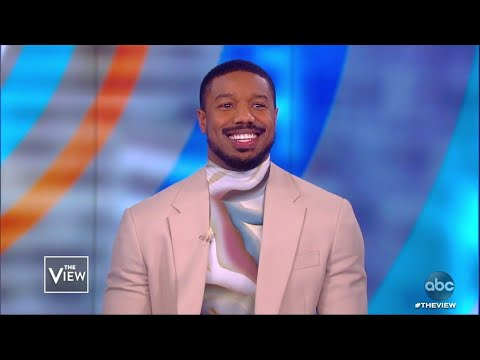 "Michael B. Jordan Shares How His New Film ""Just Mercy"" Changed Him