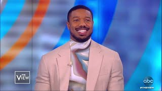 """Michael B. Jordan Shares How His New Film """"Just Mercy"""" Changed Him